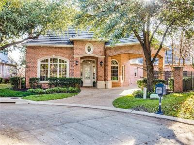 Fort Worth Single Family Home For Sale: 6629 Augusta Road