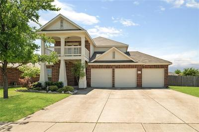 Mckinney Single Family Home For Sale: 617 Wild Ridge Drive