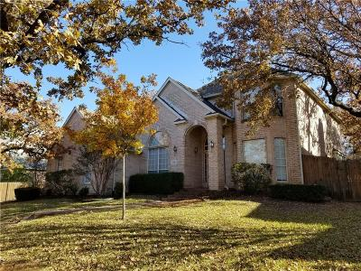 Grapevine Residential Lease For Lease: 3408 Parr Road