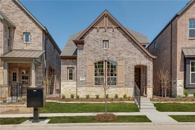 McKinney Single Family Home For Sale: 7212 Caladium Drive