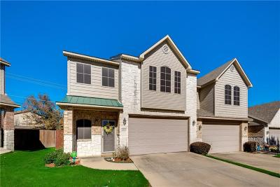 Irving Townhouse For Sale: 4235 Towne Lake Court