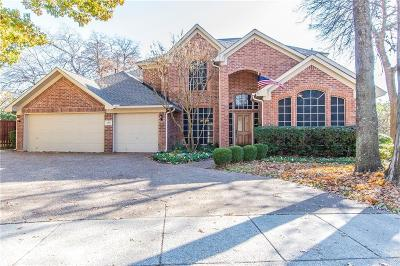 Flower Mound Single Family Home For Sale: 2700 Thistlewood Court