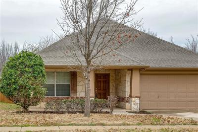 Little Elm Single Family Home For Sale: 708 Creekside Drive