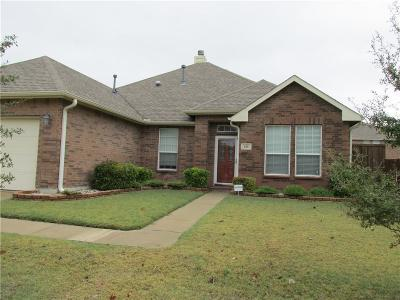 Lewisville Single Family Home For Sale: 629 N White Rock Drive