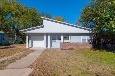 Fort Worth Single Family Home For Sale: 4436 Fletcher Avenue