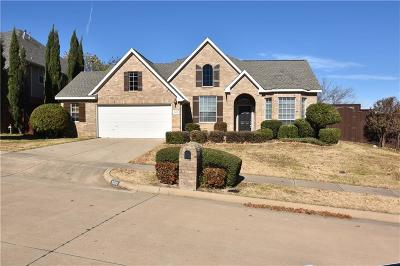 Single Family Home Active Option Contract: 5200 Hollow Knoll Drive
