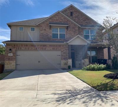 Garland Single Family Home For Sale: 2414 Hillview Drive