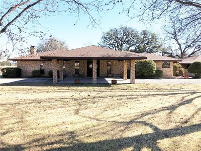 Comanche TX Single Family Home For Sale: $239,000