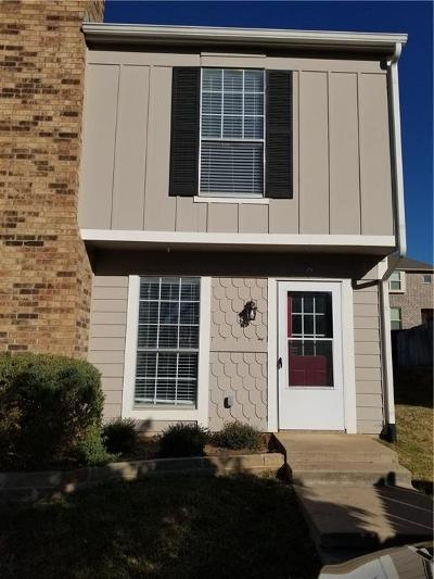 Euless Residential Lease For Lease: 8 Abbey Road
