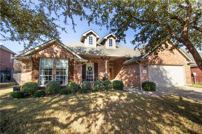 Corinth Single Family Home For Sale: 2305 Landwick Court