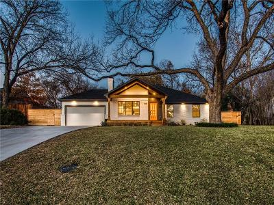 Dallas County Single Family Home For Sale: 1540 San Saba Drive