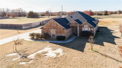 Springtown Single Family Home Active Option Contract: 150 Crestwood Lane