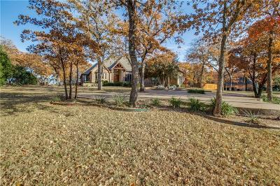 Mansfield Single Family Home For Sale: 7017 Wooded Acres Trail