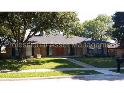Carrollton  Residential Lease For Lease: 1408 Tierra Calle