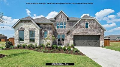 Single Family Home For Sale: 2424 Rosecroft Court