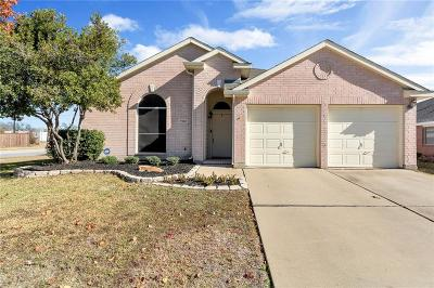 Single Family Home For Sale: 7501 Fossil Hill Drive