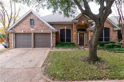 Addison Single Family Home For Sale: 14596 Camelot Court