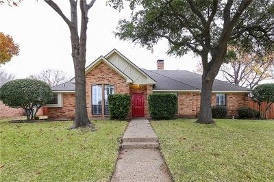 Single Family Home For Sale: 2511 Buttercup Drive