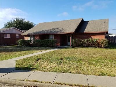Celina Single Family Home For Sale: 619 S Arizona Drive