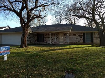 North Richland Hills Single Family Home For Sale: 6704 Fair Meadows Drive