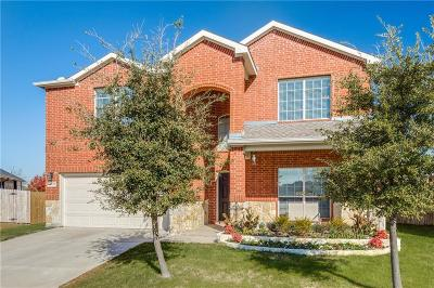 Little Elm Single Family Home For Sale: 14620 Highland Circle