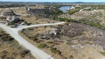 Possum Kingdom Lake Residential Lots & Land For Sale: Lot205 Castle Harbour Loop