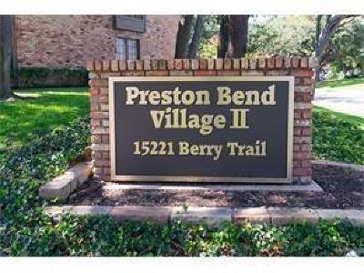 Condo For Sale: 15221 Berry Trail #403