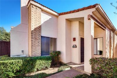 Irving Condo For Sale: 521 Ranch Trail #137