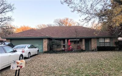 Mineral Wells Single Family Home Active Option Contract: 802 Holly Hill Road