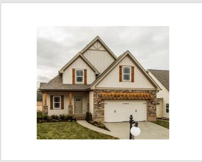 Ennis Single Family Home For Sale: Tbd Mulberry
