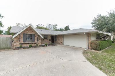 Irving Single Family Home Active Option Contract: 2130 Druid Drive