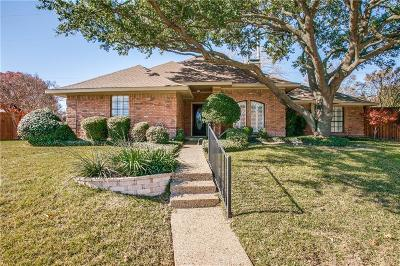 Garland Single Family Home Active Option Contract: 2602 Ridge Oak Place