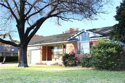 Mckinney Single Family Home For Sale: 137 Redbud Trail