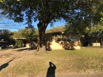Corsicana Single Family Home For Sale: 1821 Bowie Drive