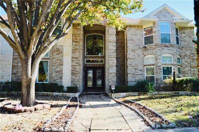 Rowlett Single Family Home For Sale: 7506 Arborside Drive