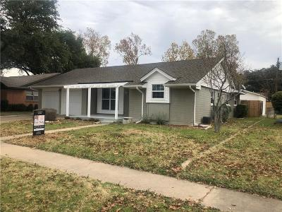 Dallas County Single Family Home For Sale: 8718 Hackney Lane