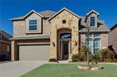 McKinney Single Family Home Active Option Contract: 10420 Musketball Place