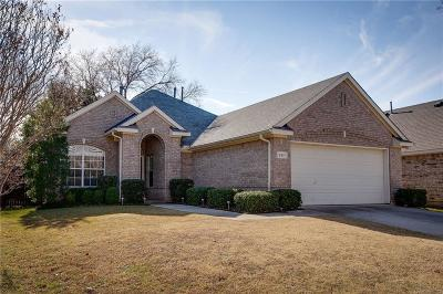Flower Mound Single Family Home Active Option Contract: 2517 Buttonwood Drive