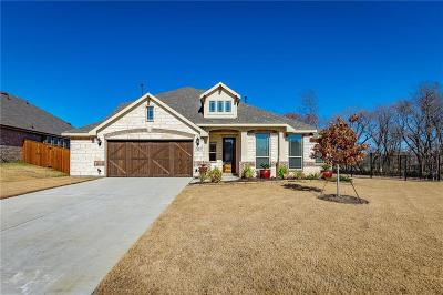 Wylie Single Family Home Active Option Contract: 427 Cedar Ridge Drive