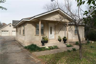 Irving Single Family Home For Sale: 1713 W 7th Street