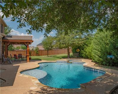 Wylie Single Family Home For Sale: 1536 Daniel Drive