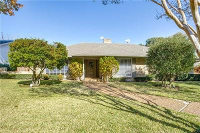 Dallas County Single Family Home For Sale: 7277 Joyce Way