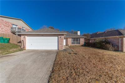 Lake Dallas Single Family Home For Sale: 735 Cain Street