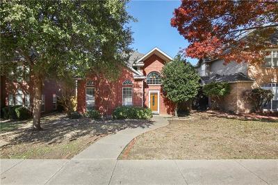 Carrollton Single Family Home Active Option Contract: 1111 Wild Cherry Drive