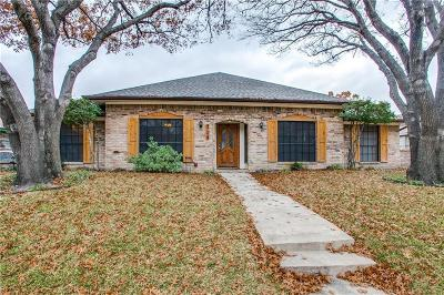 Garland Single Family Home For Sale: 709 Meadowgate Drive