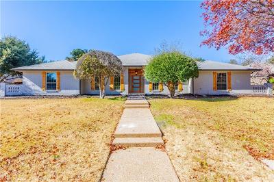 Dallas Single Family Home For Sale: 16507 Loch Maree Lane