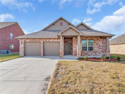 Waxahachie Single Family Home For Sale: 203 Plantation Drive