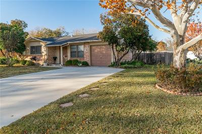 Irving Single Family Home For Sale: 2701 Cartwright Street