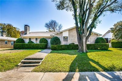 Richardson Single Family Home Active Option Contract: 2126 Blossom Lane