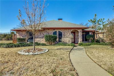 Wylie Single Family Home Active Option Contract: 720 Stoneybrook Drive